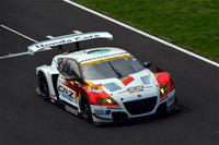 GT300クラスの2位は、武藤英紀/中山友貴組のNo.16 MUGEN CR-Z GT。2戦続けて、ハイブリッドレーサーが強さを見せた。