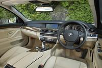 BMW528i(FR/8AT)【試乗記】の画像