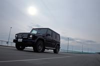 メルセデス・ベンツG550(4WD/7AT)【レビュー】の画像