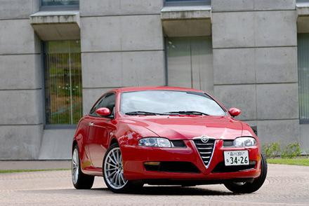 アルファ・ロメオ・アルファGT 3.2 V6 24V(FF/6MT)【ブリーフテスト】