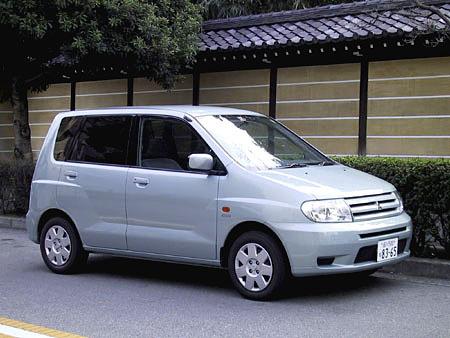 三菱ミラージュディンゴJ (CVT) 【ブリーフテスト】