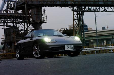 ポルシェ・ボクスターS(6MT)【ブリーフテスト】