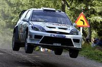 WRCフィンランド、マルティン/フォーカス2勝目【WRC 03】の画像