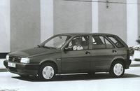 初代「フィアット・ティーポ」。これは1988年から92年の前期型。