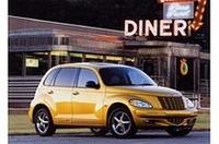「PTクルーザー」に金色の特別仕様車の画像