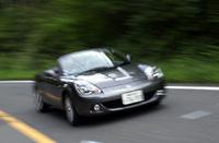 トヨタ・MR-S Sエディション(シーケンシャル6MT)【ブリーフテスト】の画像
