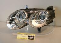 KOITOブースを見て驚きました! ベントレー「コンチネンタルGT」のヘッドライトは、こちらでつくってるんだって。