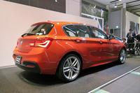 「BMW 118i Mスポーツ」