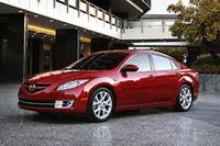 アテンザの北米仕様「Mazda6」デビュー