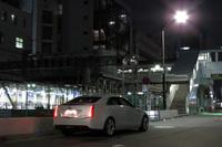 早朝6時の東京・荻窪駅。片道155km、移動時間2時間半のドライブの始まりである。
