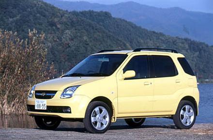 シボレー・クルーズX(4WD/4AT)& LT(FF/4AT)【試乗記】