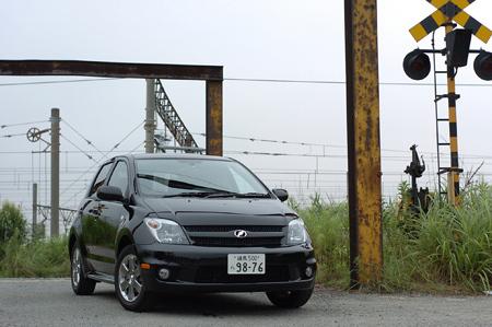 トヨタ イスト 1.5A-S(FF/4AT)【ブリーフテスト】