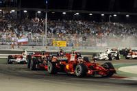 2007年チャンピオン、キミ・ライコネンは4戦連続のノーポイント。残り3戦で全勝しても30点しか追加できないなか、トップのハミルトンとの差は27点。レース後、今年の敗北を認めた。(写真=Ferrari)