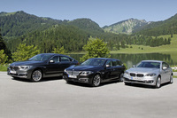 「BMW 5シリーズ」全車に最新の安全装備の画像