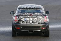 BMW、「MINIクーペ」のプロトタイプを発表の画像