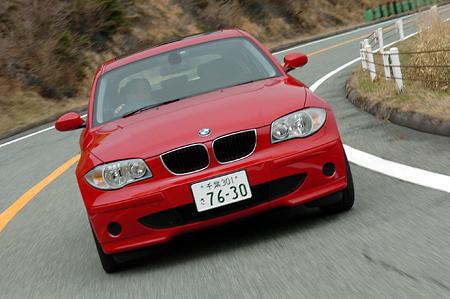 BMW 116i(6AT)【試乗記】