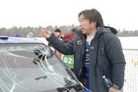 PWRC開幕戦では、スヴェドルンドが初優勝。05年チャンプの新井敏弘(写真)は6位でゴールした。