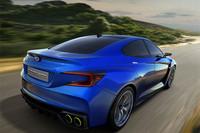 「インプレッサWRX」の新型コンセプトカー現る【ニューヨークショー2013】の画像