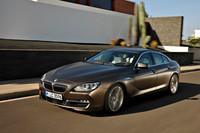 BMW、4ドアの「6シリーズ グランクーペ」を公開