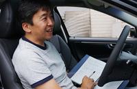 自動車ジャーナリストの生方聡氏