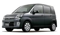 「スバル・ステラ」に全車盗難警報装置採用、廉価グレードも追加