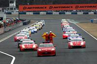 【スーパーGT 2005】 GT特別講座その2「予選方式=スーパーラップについて」の画像