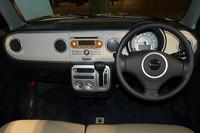 スズキの女性向け軽乗用車「アルト ラパン」がフルモデルチェンジの画像