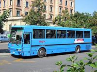 イタリアのデ・シモンがボディを製作した郊外型路線バス。デザインはピニンファリーナ。