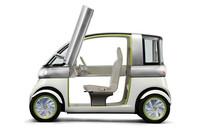 ダイハツ、2人乗り電気自動車「PICO」を出展の画像