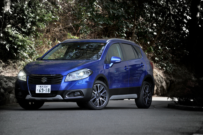 スズキSX4 Sクロス(4WD/CVT)【試乗記】
