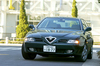 アルファロメオ166 3.0 V6 24V スポルトロニック【ブリーフテスト】