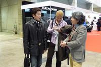 第422回:東京オートサロン2011で見えた光 6年ぶり復活「VeilSide」の横幕氏を直撃!の画像