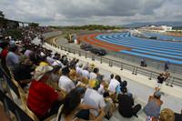 「ワールドシリーズbyルノー」はパドックへの入場を含めてすべてが無料。平均入場者数は10万人を超える。