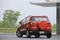 「フォード・エコスポーツ」は「フォーカス」や「クーガ」などに続くフォードの世界戦略車。世界100カ国以上で販売されている。