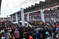 ゴールデンウイークの5月4日に開催されたSUPER GT第2戦。晴天に恵まれた富士スピードウェイには、5万8000人の観客が詰めかけた。