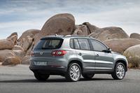 新型SUV「フォルクスワーゲン・ティグアン」発表【フランクフルトショー07】の画像