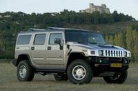 ハマー、販売目標年間1000台!「ハマーH2」「キャデラック・エスカレード」2006年モデル発売