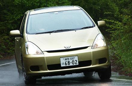 トヨタ・ウィッシュG(FF/CVT)【ブリーフテスト】