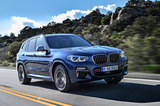 BMW X3 xDrive 30d(4WD/8AT)/X3 M40i(4WD/8AT)【海外試乗記】