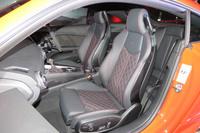 アウディ、最高出力400psの新型「TT RS」を発表の画像