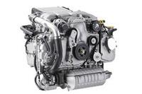 2007年に発表された世界初となる水平対向ディーゼルエンジン