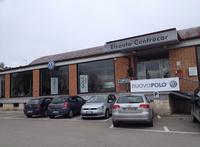 上写真のシトロエンディーラーはもともと、フォルクスワーゲンの代理店だった。2016年9月。