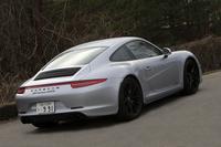 ポルシェの幅広い車種に設定されているスポーツグレードの「GTS」。「911」には「カレラGTS」「カレラ4 GTS」「カレラGTSカブリオレ」「カレラ4 GTSカブリオレ」「タルガ4 GTS」の5グレードがラインナップされている。