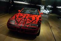 """「BMW」の芸術""""車""""作品が見られる 〜BMWアート・カー展開催"""