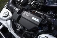 ミドに搭載されるエンジンは、ノーマルのまま。モデューロでは、特別なカスタマイズプランは用意していない。