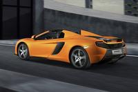 マクラーレンは2種類の新型スポーツカーを発表【ジュネーブショー2014】の画像
