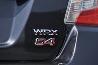 スバルWRX S4(4WD/CVT)/WRX STI(4WD/6MT)【試乗記】の画像