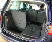 VWのフルサイズミニバン「シャラン」上陸