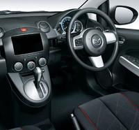 マツダ・デミオに専用カラーの特別仕様車の画像