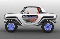 【東京モーターショー2017】スズキが電動SUVのコンセプトモデルを発表の画像